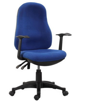 STANDARD VDU ARMCHAIR -TY2 Endurance Chair with fixed arms.