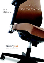 TENDENCE - the chair that moves with you.