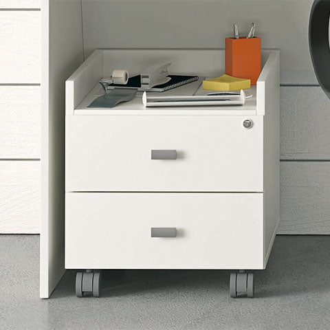 Small Mobile Chest Of Drawers for Home Office.