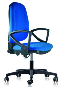 OP450 CPZ. -High Grade Operator Chair (price includes a pair of arm rings and price is plus VAT)