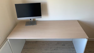 SPEEDY - the Instant desk - unfolds & assembles in 40 seconds - watch video.