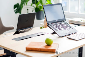 WORK&MOVE™ Desk Connector.- Free with IQ™ Sit-Stand Desk.