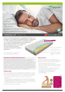 THERMOGEL AIR® (Höhe 27cm)