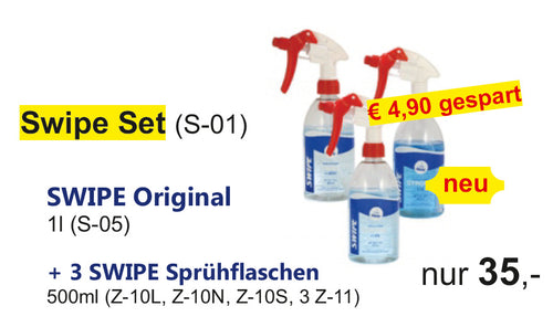 SWIPE Original 1L SET (S-01)