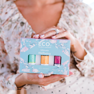 ECO. Book and Ultimate Wellbeing 12 Pack Combo