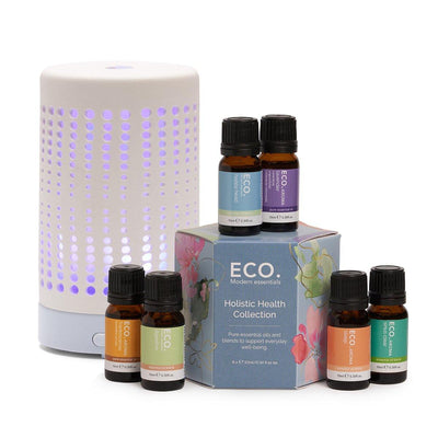 Tranquil Diffuser & Holistic Health Collection