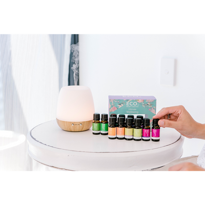 Bliss Diffuser & Ultimate Wellbeing Collection