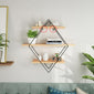 Three-tier nordic metal shelf - fenston-white