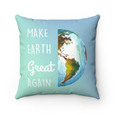 Accessory | Make Earth Great Again | Pillow