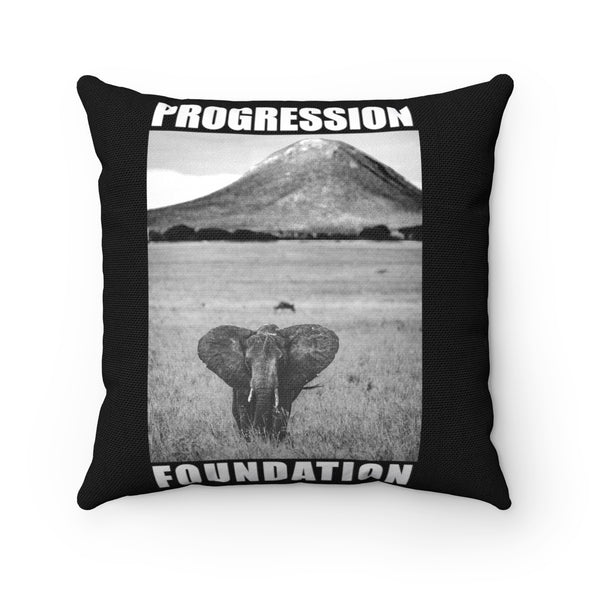 Accessory | Elephant B/W | Pillow