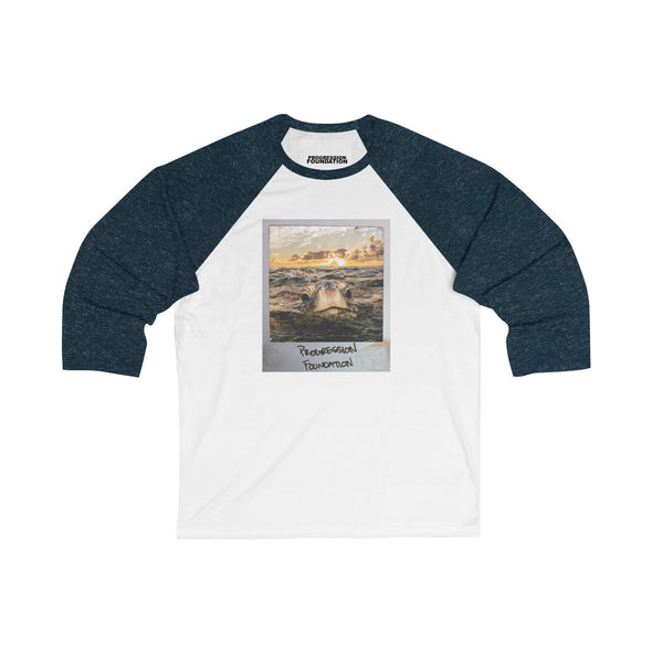 Men's | Turtle | Raglan Tee