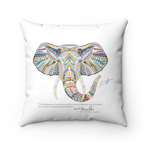Accessory | Mandela Elephant | Pillow