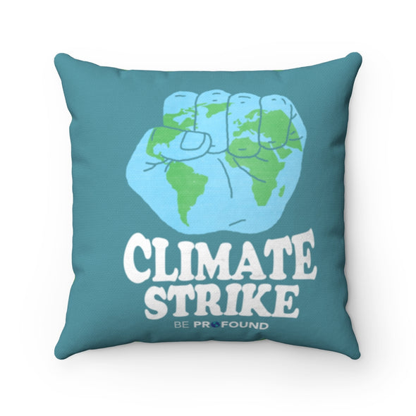 Accessory | Climate Strike | Pillow