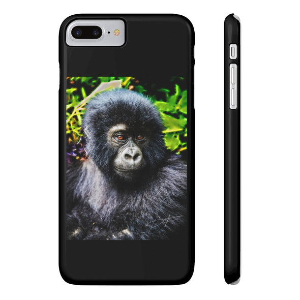 Accessory | Monkey Glow | Case Mate Slim Phone Cases