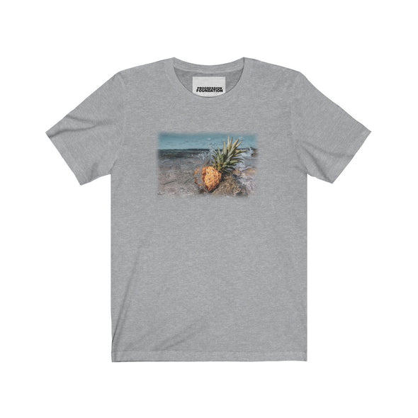 Women's | Pineapple Fade | Oversized Tee