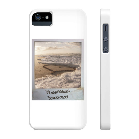 Accessory | Sand Heart | Case Mate Slim Phone Cases