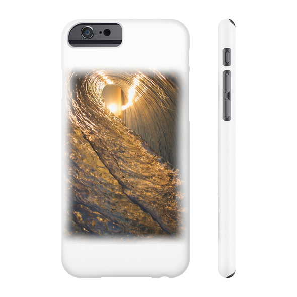 Accessory | Wave Fade | Case Mate Slim Phone Cases