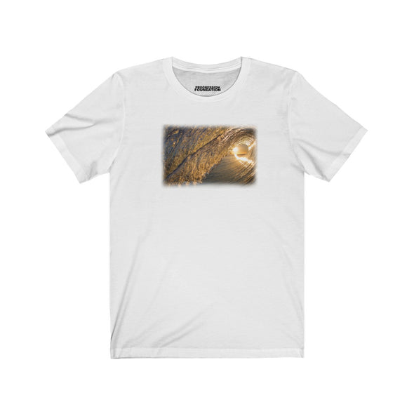 Women's | Wave Fade | Oversized Tee