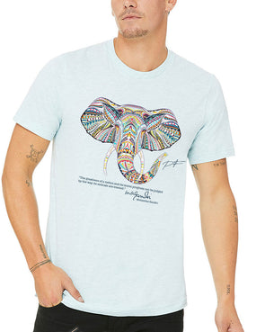 Men's | Mandela Elephant | Tee