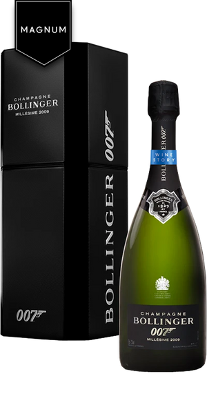 2009 Bollinger James Bond Spectre Edition 150CL