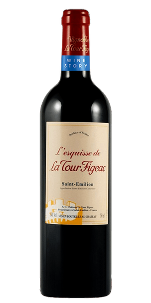 2014 Esquisse De La Tour Figeac 75CL