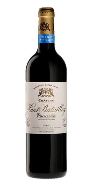 2015 Haut Batailley 75CL