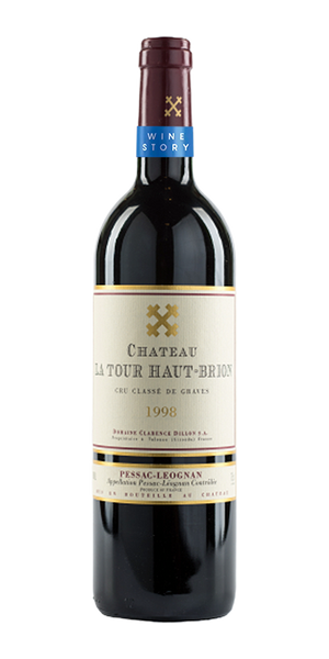 1998 La Tour Haut Brion 75CL Ex Chateau
