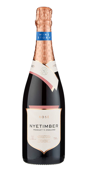 Nyetimber Rose NV 75CL