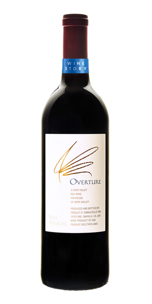 Overture Rouge NV Lot 2017 75CL
