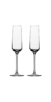 Pure Sparkling Wine Glass, Set of 2