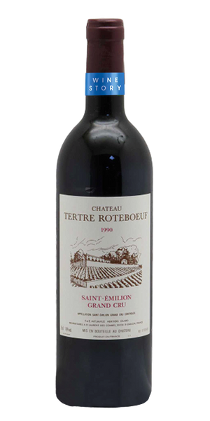 1990 Tertre Roteboeuf 75CL