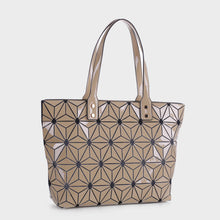 Load image into Gallery viewer, Isabelle Large Geometric Tote (87941 AL)