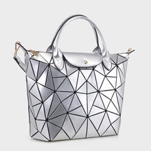 Load image into Gallery viewer, Modern Geometric Tote