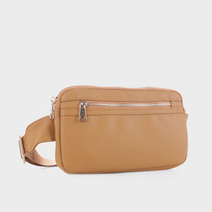 Slim Vegan Leather Fanny Pack (FC19515 MD)