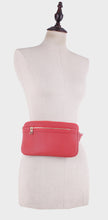 Load image into Gallery viewer, Slim Vegan Leather Fanny Pack (FC19515)