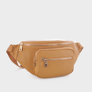 Classic Vegan Leather Fanny Pack (FC19516 MD)