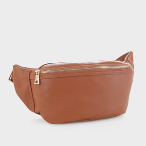Vegan Leather Fanny Pack (FC19517 BR)