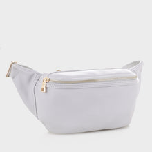 Load image into Gallery viewer, Vegan Leather Fanny Pack (FC19517 LGY)
