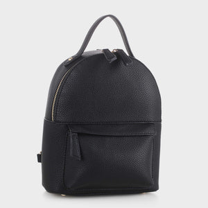 Classic Mini Backpack with Top Handle (GS19121 BK)