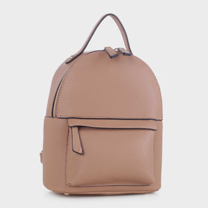 Classic Mini Backpack with Top Handle (GS19121 TP)