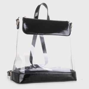 Clear Body Backpack