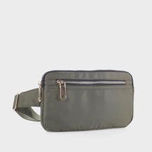 Load image into Gallery viewer, Slim Nylon Fanny Pack (YL19504 OLI)