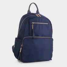 Load image into Gallery viewer, Nylon Backpack with Top Handle (YL19139 NV)