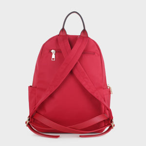 Nylon Backpack with Top Handle (YL19139)