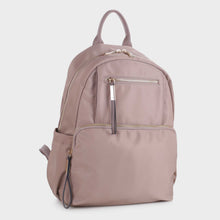 Load image into Gallery viewer, Nylon Backpack with Top Handle (YL19139 TP)
