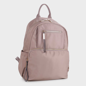 Nylon Backpack with Top Handle (YL19139 TP)