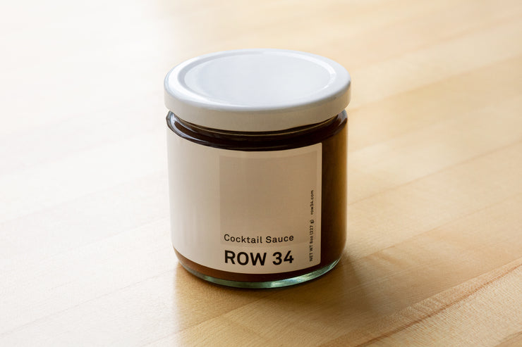 Row 34 Cocktail Sauce