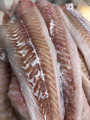 Fresh- Massachusetts Cod Fillet