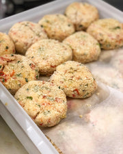 Frozen- Maine Crab Cakes 2ct Pickup
