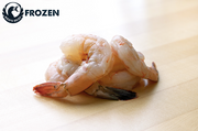 Shrimp - Wild Gulf Shrimp, Large, Tail On (10lb)